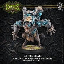 Minion Battle Boar  PLASTIC